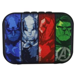 Marvel Small Bluetooth Speaker Front View
