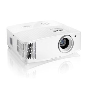 optoma uhd38 gaming projector front view