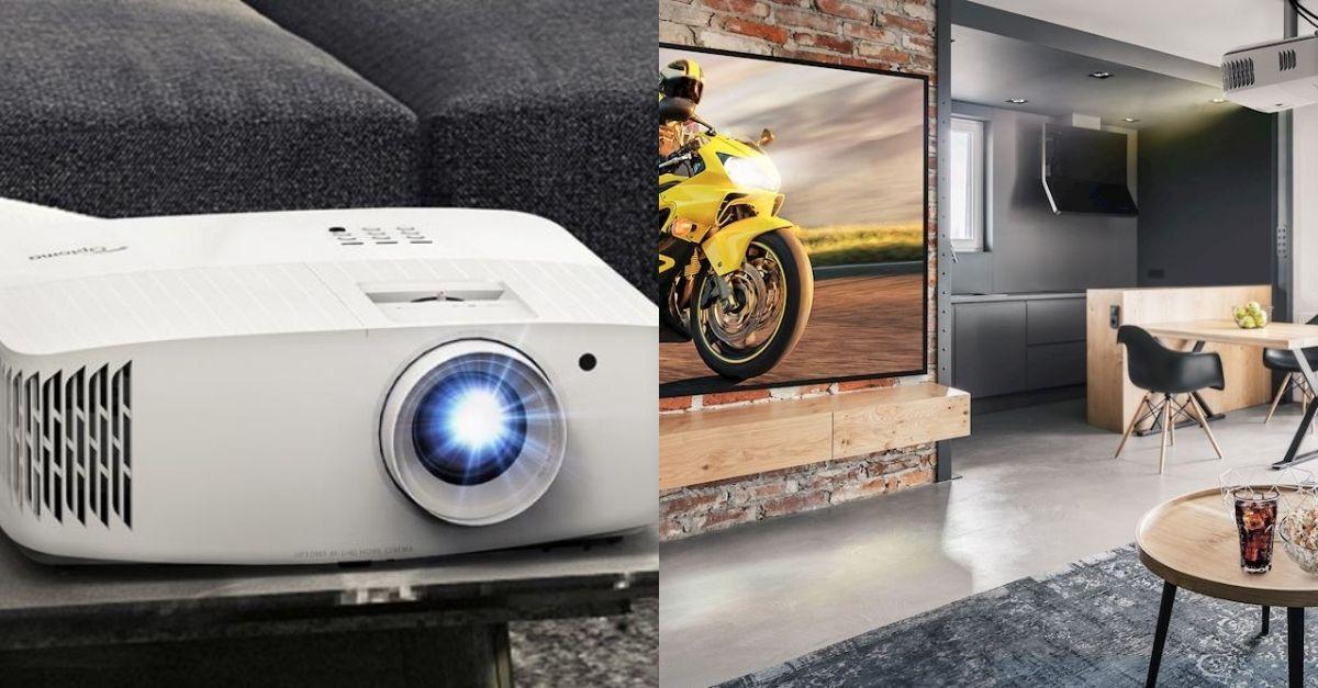 Optoma UHD38 Gaming Projector