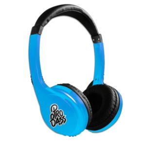 Pro Bass Elevate Headphones Front View