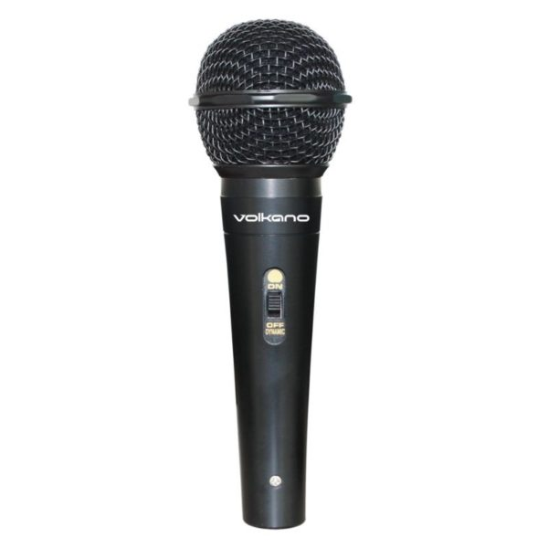 volkano ace series microphone front view