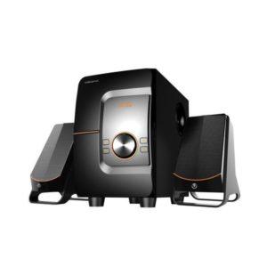 Volkano Comet Speaker System Front View