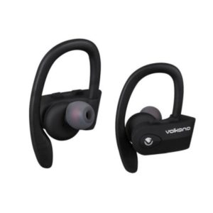 Volkano Sprint Bluetooth Earbuds Front View