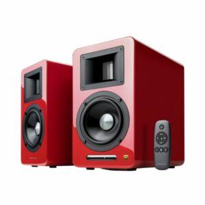 Edifier Airpulse A100 Hi-Res Audio Speakers (Pair - Red)