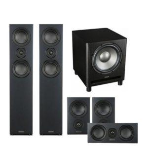 Mission LX4 5.1 Speaker Package