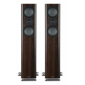 Mission QX-3 Floorstanding Speaker Walnut Pearl