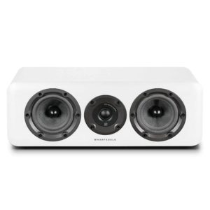 Wharfedale D300C 2-way Centre Channel Speaker (White)