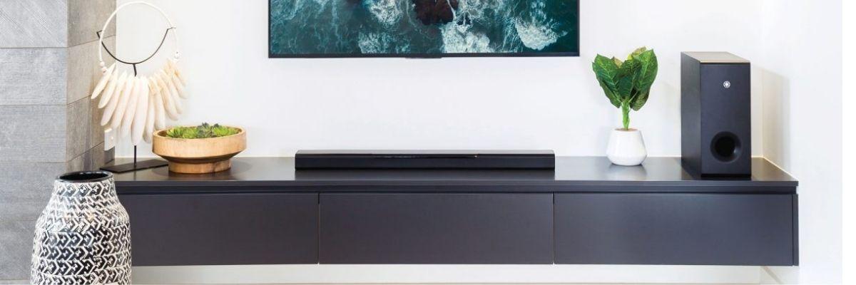 Yamaha Yas 408 Soundbar System