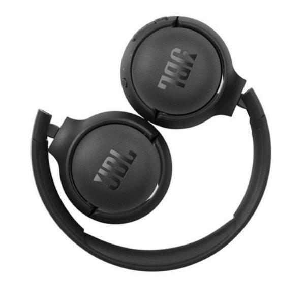 jbl tune 510bt on ear headphones black