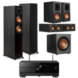 Klipsch RP5000f 5.1 Home Theatre System With Yamaha RX A2A Amplifier