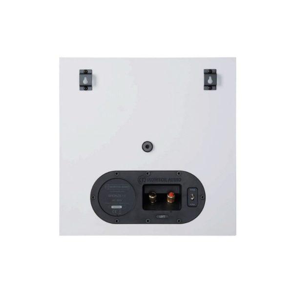 monitor audio bronze fx speaker back view