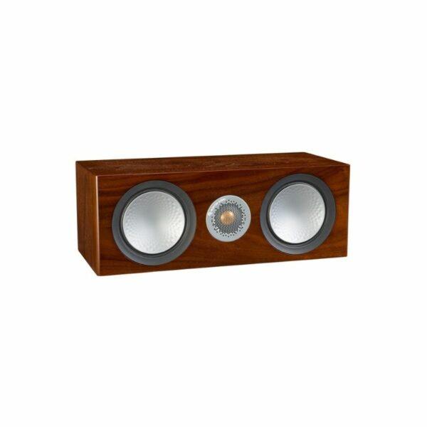 monitor audio c150 centre speaker front view