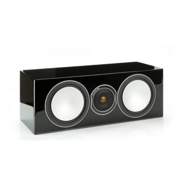 monitor audio ssc150 centre speaker front view