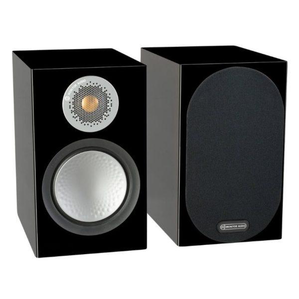 monitor audio silver 50 bookshelf speaker pair