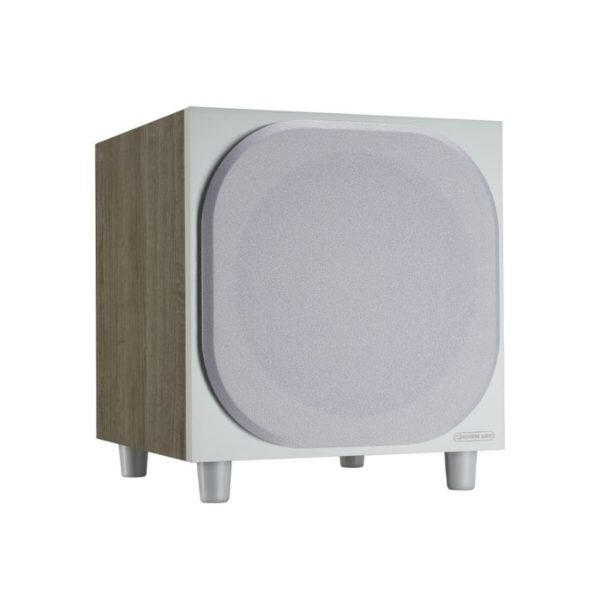 monitor audio w10 subwoofer front view