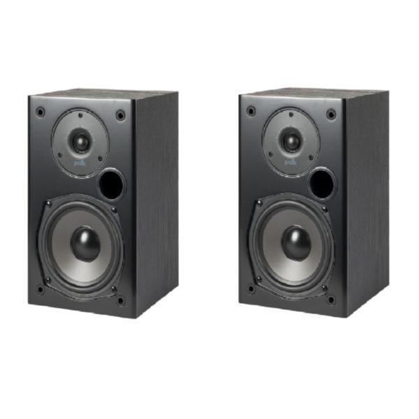 polk audio t-series system bookshelf view