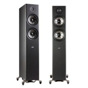 Polk Reserve R600 Floorstanding Speakers Black