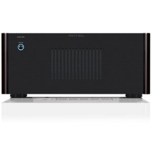 Rotel RMB-1555 Multi Amplifier Front View