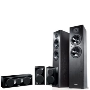 Yamaha Series NS F51 5.0 Speaker Package