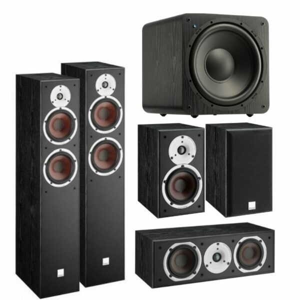 dali spector 6 5.1 speaker system