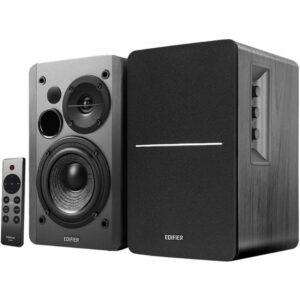 Edifier R1280DBs Desktop Speaker Front View
