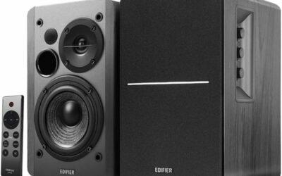 Edifier R1280DBs Desktop/Bookshelf/Gaming Speaker Pair (Black)