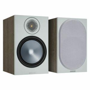 Monitor Audio Bronze 6G 100 Bookshelf Speakers Pair (Urban Grey)