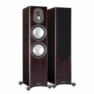 Monitor Audio Gold 300 Speakers Pair (Walnut)