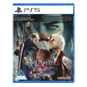 PlayStation Game - Devil May Cry (PS5)