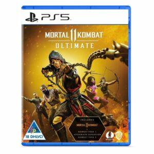 PlayStation Game - Mortal Kombat 11 Ultimate (PS5)