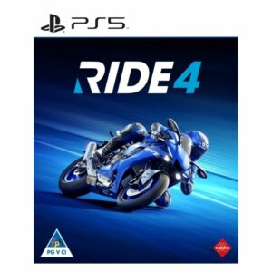 PlayStation Game - Ride 4 (PS5)