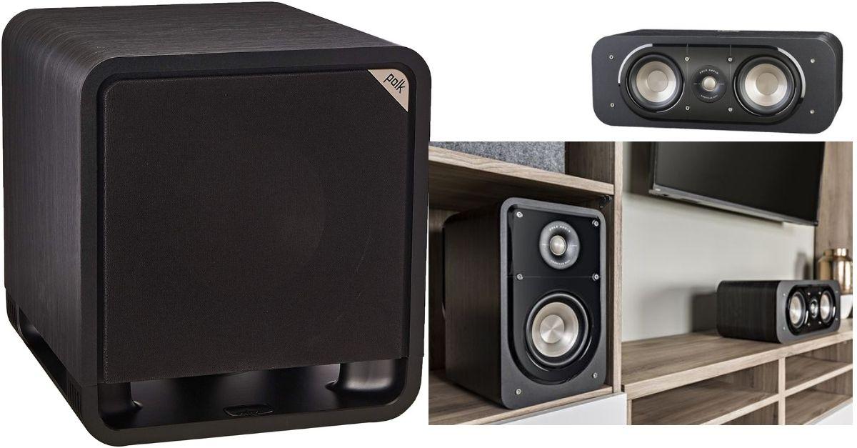 Polk Audio S60E Speaker System