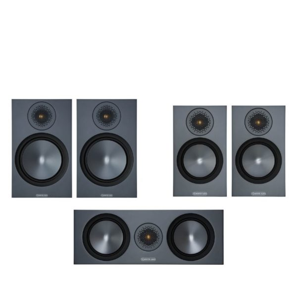 monitor audio bronze 100 5.0 system