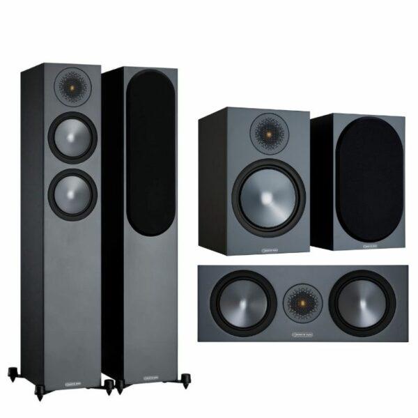 monitor audio bronze 200 5.0 system