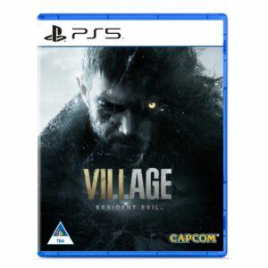 PlayStation Resident Evil Village game