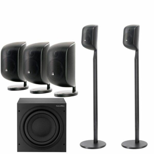 bowers and wilkins m-1 5.1 speaker package