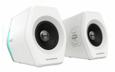 Edifier G2000 Bluetooth Speakers (White)