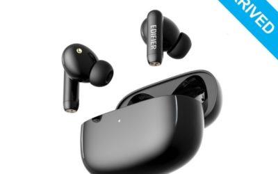 Edifier TWS330NB True Wireless Stereo Earbuds (Black)
