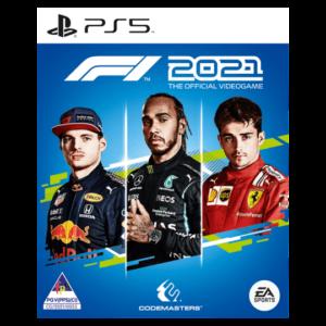 Formula 1 PS5 (2021)
