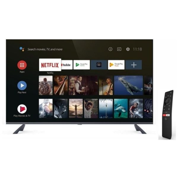 jvc qled 65 inch android smart tv (65nq6115)