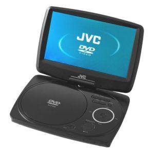 JVC Portable DVD Player