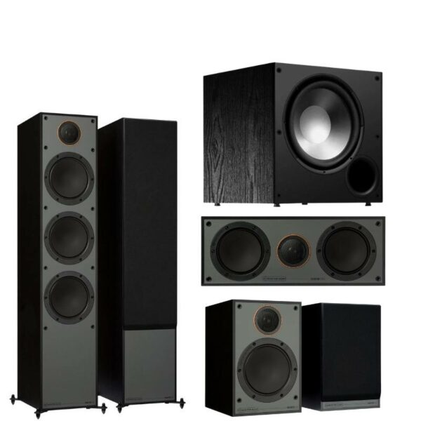 monitor audio monitor 300 5.1 system
