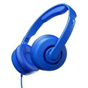Skullcandy Cassette Junior Wired Over-Ear Headphone (Cobalt Blue)