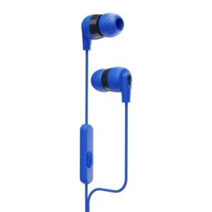 Skullcandy Inkd+ In-Ear Headphones (Cobalt Blue)