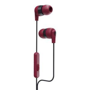 Skullcandy Inkd and In-Ear Headphones (Red/Black)