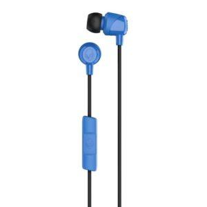 Skullcandy JIB In-Ear Headphones With Mic (Cobalt Blue)