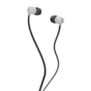 Skullcandy Jib Earbud Headphones (Black and White)