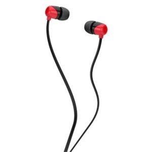 Skullcandy Jib Earbud Headphones (Red & Black)