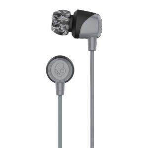 Skullcandy S2DUJZ-522 Jib In-Ear Headphones (Gray/Swirl/Black)