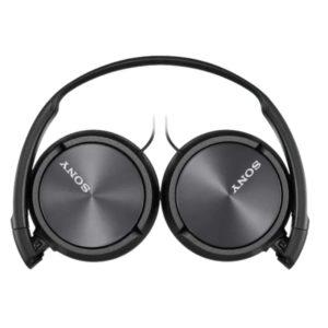 Sony MDR-ZX310AP Headphones (Black)